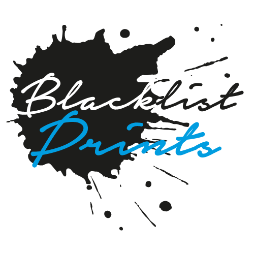 Blacklist Prints | Canvas Prints & Engraving Mackay